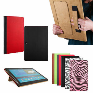 "Luxury For Samsung Galaxy Tab S 10.5"" SM-T800 Folio Stand PU Leather Cover Case"