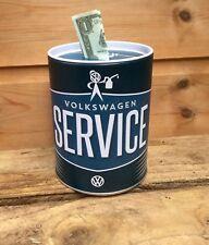 Volkswagen Service Metal Money Box official merchandise - 31016