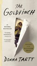 The Goldfinch: A Novel (Pulitzer Prize for Fiction)-ExLibrary