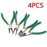"Circlip Plier Set 6"" Snap Ring Circlip Pliers internal external 150MM  UK"