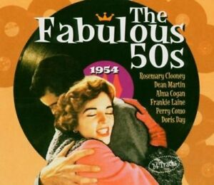 Fabulous 50s-1954 (24 tracks, 2005) | CD | Rosemary Clooney, Chordettes, Four...