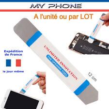 Lame souple métal type iSesamo outil de démontage/réparation smartphone Tablette