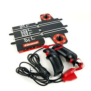 Carrera GO 1/43 Speed Controller Power Track Upgrade Combo Lap Counter Analog