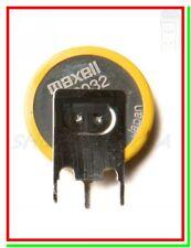 Pila Batteria MAXELL ML2032 T26 SDN3 ML LIR 2032 3v Lithium Ricaricabile saldare