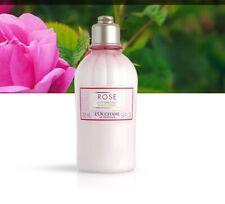 BRAND NEW NEVER USED L'Occitane Rose Laite Parfume Body Lotion 250ml