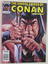 Marvel Comics Magazine -The Savage Sword of Conan #139 - 1987 -Combined Shipping