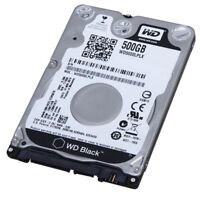 "Western Digital 500GB WD5000LPLX 7200RPM 32MB SATA 2.5"" Laptop HDD Hard Drive"