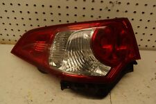 2009 2010 Acura TSX Left Driver Side Tail Light OEM