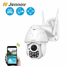 1080P IP Camera Outdoor Dome Wireless Wifi Security Cameras Two-way Audio 2MP