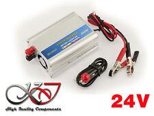 Convertidor Inversor 24V a 220V - ENERGÍA 350W (Max 700W en creta)