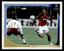 Panini Champions League 2008-2009 - All-Time Player Appearances No.555
