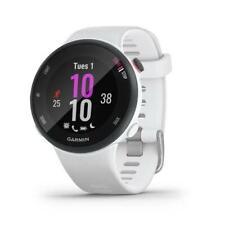 Garmin Forerunner 45s GPS HR Sports Running Watch Small - White