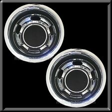 "(2) 2011 2012 Dodge Ram Truck 3500 Rear Pair 17"" Hubcaps Wheel Simulator Dually"