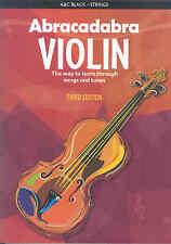Abracadabra violín Davey 3rd Edición