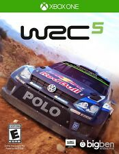 WRC 5: FIA World Rally Championship [Xbox One XB1, Sports Car Racing EVO] NEW