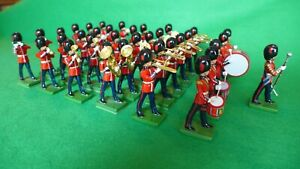 Britains 35 Piece Band of the Coldstream Guards - Ceremonials