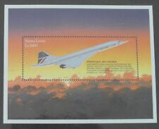 Sierra Leone - Concorde Stamp
