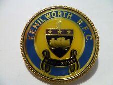 KENILWORTH  RFC  RUGBY UNION BADGE