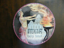 "CD GEORGE BENSON - Boite Métal   ""Witchcraft""  (1994)   Neuf Sous Blister"