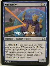 Magic Commander 2014 - 4x Willbender