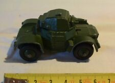 C54 Ancien jouet en métal DINKY TOYS armoured car made in england 870