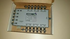 VISION EV5-512 12 Output Line Power Multiswitch with Whyte PSU