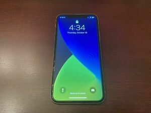 Apple iPhone X - 64GB - Silver (Unlocked) A1901 (GSM)