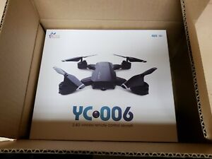 Holy Stone YC006 RC Drones with HD Camera Wifi FPV Foldable Quadcopter Headless