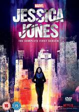 Jessica Jones Series Season 1 One First 2015 UK R2 DVD Immediate DISPATCH