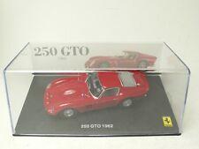 FERRARI 250 GTO 1962 IXO/ALTAYA 1:43