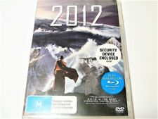 "2012 R4 DVD ""NEW SEALED"" AUZ SELLER"