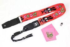 aNueNue aNN-USTP U Rabbit RED Ukulele Detachable Strap