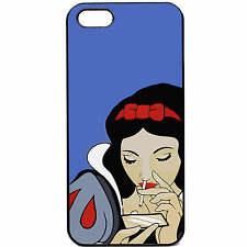 iPhone 5 5S Snow white cocaine funny retro phone case
