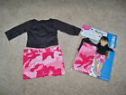 Black Tee & Pink Camo Skirt fits American Girl (Springfield Collection) NEW