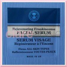 30 X Neal's Yard Frankincense Facial Serum 0.5ml Sachets 15mls