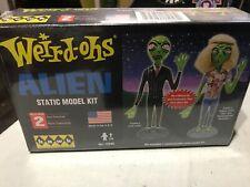 Weird-Ohs Static Model Kit: Alien New Old Stock Never Opened