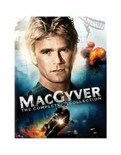 Macgyver The Complete Collection New Sealed Dvd Series