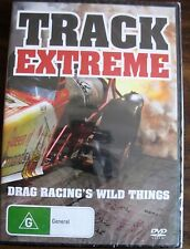Track Extreme Drag Racing Wild Things - Motosport -BRAND NEW DVD