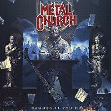 Metal Church - Damned If You Do (CD ALBUM)