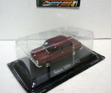SIMCA 1000 1962 GRANATE DARK RED 1/43 IXO RBA