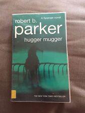 "2000 ROBERT B PARKER ""HUGGER MUGGER"" FICTION PAPERBACK BOOK"