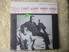 PAUL GONSALVES lp GETTIN' TOGETHER JAZZLAND 936S STEREO Sealed Original~!