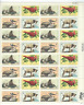 Scott # 1464/7...8 Cent .. ...Wildlife Conservation....Sheet With 32 Stamps