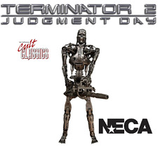 NECA CULT CLASSICS S2 - TERMINATOR 2 - ENDOSKELETON BATTLE DAMAGED - NEU/OVP