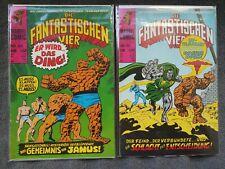 Die Fantastischen Vier 103 + 113 -Williams Verlag - Marvel Comic !!!