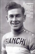 Cyclisme, ciclismo, radsport, wielrennen, cycling, ALFREDO BOVET (repro)