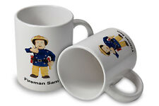 Fireman Sam Mug perfect gift  personalised free with name