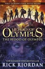 The Blood of Olympus by Rick Riordan (Paperback, 2014)
