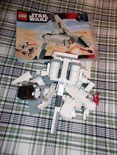 LEGO Star Wars 7659 Imperial Landing Craft Used Loose 90% complete & Manual