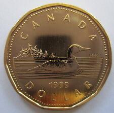 1999 CANADA $1 SPECIMEN DOLLAR COIN